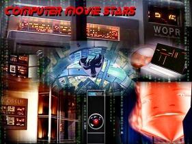 Computer Movie Stars